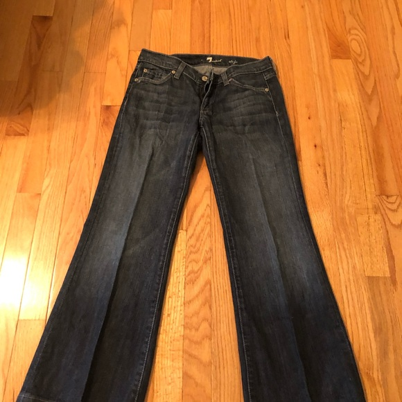 7 For All Mankind Denim - 7 ForAll Mankind Dojo Trouser Jeans